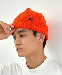 <green label relaxing>GLR LOGO 豆豆帽 針織帽 美國製