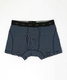 SC FINE / OGC 橫條紋拳擊內褲