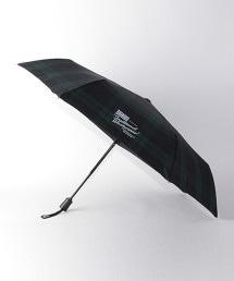 【先行預購】[Traditional Weatherwear] SC TWW AUTO FOLDING 格紋 折傘