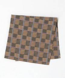 動物 葛倫格紋 變形蟲 手帕 日本製