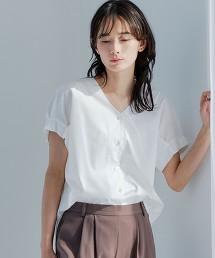 CS 高密度織 N/C 打摺袖 罩衫