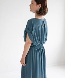 [可手洗]<MGHT> CS 鬆緊腰 洋裝 日本製