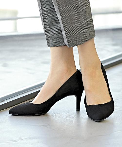 ◆D 尖頭高跟鞋(7cm高)
