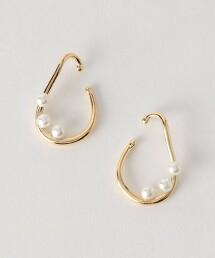 DGB 仿珍珠 水滴型 成對 耳骨夾