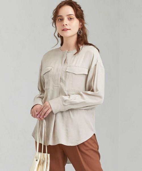 FFC 絲光 銅氨纖維 2PK 套衫