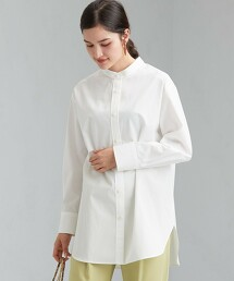 [ 1_OF MINE ] FM 立領 襯衫
