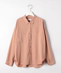 CFC 原纖維 寬版襯衫