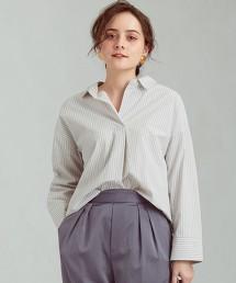 [FAbRICA] FM 開襟領 套頭襯衫