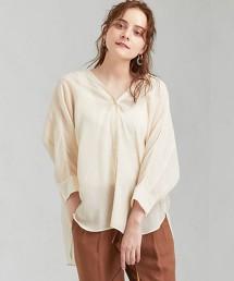 FM 透膚 銅氨纖維 土耳其袖 套衫