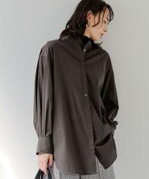 FFC 設計款 抵肩 長版罩衫