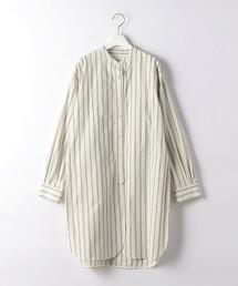 『BRACTMENT』 BM 立領中長版襯衫 日本製