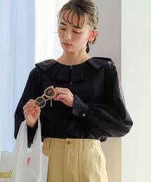 [ 特別訂製 ] CFC Dahlia × GLR 荷葉領套衫 日本製
