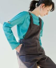 CFC 開衩長袖上衣 日本製