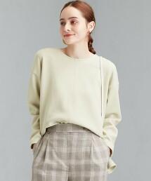 FFC 毛圈紗布 雙面布料 圓領 套頭上衣 日本製