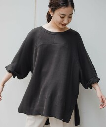 [Tanacana] SC 發熱素材 哈倫袖 套頭衫