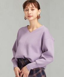 [可手洗] FFC 柔滑 V領針織衫