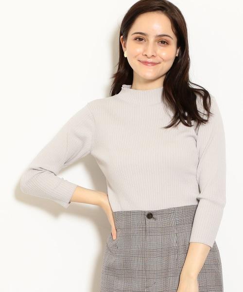 [可手洗] KFC 羅紋 高領 針織衫