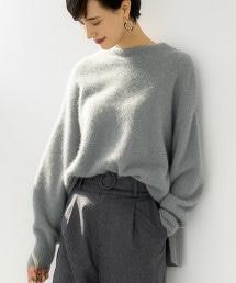 [FOX MIX] FFC 寬版瓶口領毛衣 ※