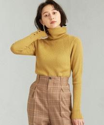 [可手洗] FFC  羅紋 袖釦針織衫 ※