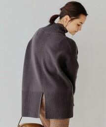 FFC W 天竺 高領 套頭針織上衣