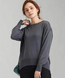 [可手洗] FFC 船領針織罩衫