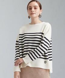 [ 特別訂製 ]SC ORCIVAL×GLR 橫條紋針織衫