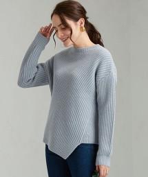 CFC 不對襯 針織 套頭毛衣 OUTLET商品
