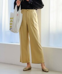 ◆SC 天絲 麵包褲
