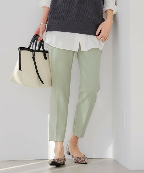 [1_OF MINE] ◆FFC 鉛筆褲 <基本版型>