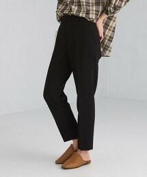 <1_OF_MINE> 格紋鉛筆褲