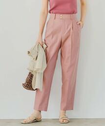 ◆FFC 棉 / CU 綾織 錐形褲