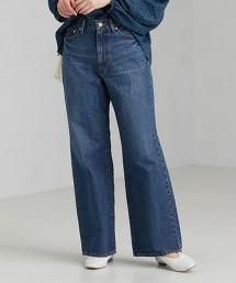 SC 寬直筒 牛仔褲
