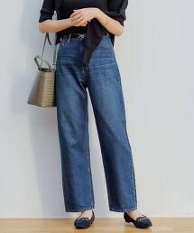◆SC 寬直筒牛仔褲
