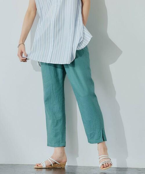 [Breeze Linen Pants]CFC LI/VIS 輕便錐形褲