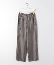 『BRACTMENT』 BM 光澤感 綁帶長褲