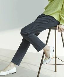 ◆SC 窄管褲 <黑色>
