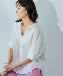 FFC 50密紋平織 金屬釦 襯衫