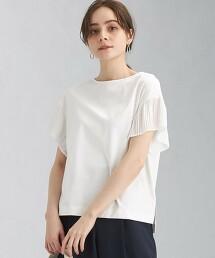 FM 打摺袖 套頭T恤