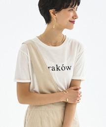 SC 印花短袖T恤