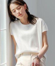 SC 鬆餅織 法國袖罩衫