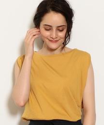 NFC 立體剪裁 無袖 法國袖 T恤