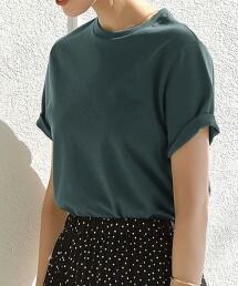 <MGHT> SC SIGNATURE 素色T恤 日本製