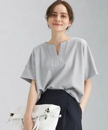 FFC 泡泡紗 土耳其袖 短袖套頭衫 T恤 日本製