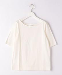 CFC 天竺棉 五分袖 罩衫 日本製