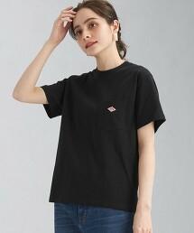 ★SC DANTON 圓領 短袖口袋T恤