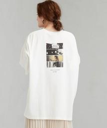 特別訂製 SC Good Rock Speed × GLR ROBERTA BAYLEY 寬版T恤