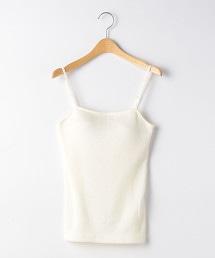 FFC 棉 羅紋 有罩式 吊帶衫