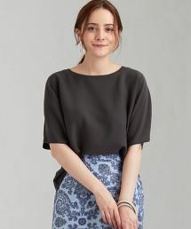 [可手洗] FFC PIPING 飛鼠袖針織罩衫