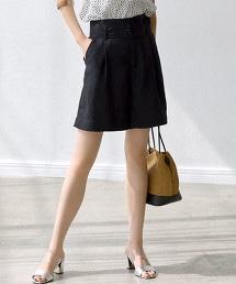 【先行預購】[消光棉節] FM 褲裙