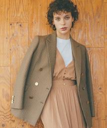 『BRACTMENT』T/W BOXY 雙排釦 西裝外套